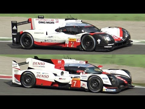 Project Cars 2 LMP1 Test Toyota Le Mans