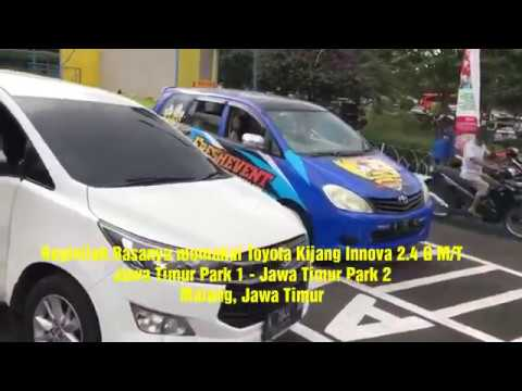 Test Drive - Toyota All New Kijang Innova 2.4 G M/T 2017