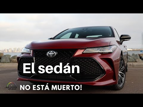 Test Drive Toyota Avalon 2019 en Del Mar, California