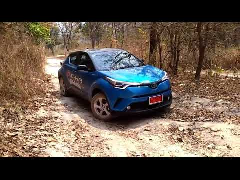 Test Drive - Toyota C-HR ?????? Traction Control ????????????? ???????????(?????????)