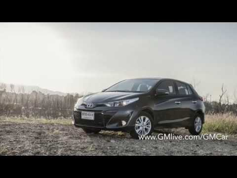 [TEST DRIVE] TOYOTA NEW YARIS 1 2G CVT