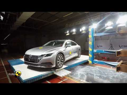 2017 NEW Volkswagen Arteon - The Best from NCAP Crash Test in 2017