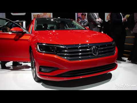 2019 Volkswagen Jetta Close-Up Look! + Passat GT