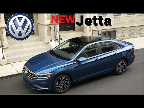 2019 VW Jetta - The Best-Selling Volkswagen In The United States
