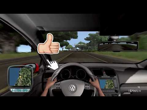 Golf 5 GTI Test drive-TEST DRIVE UNLIMITED EP#3