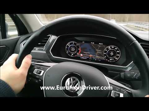 NEW Volkswagen Tiguan Allspace Test Drive Review With EuromanDriver 2018