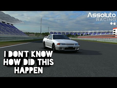 Shingo test drives a R32 with [ATTESA-ETS]
