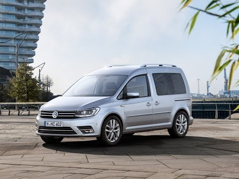 Тест-драйв VOLKSWAGEN Caddy 2011