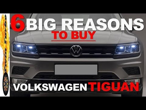 VOLKSWAGEN TIGUAN 2018 INDIA | 6 REASONS TO BUY VOLKSWAGEN TIGUAN | TIGUAN HINDI REVIEW