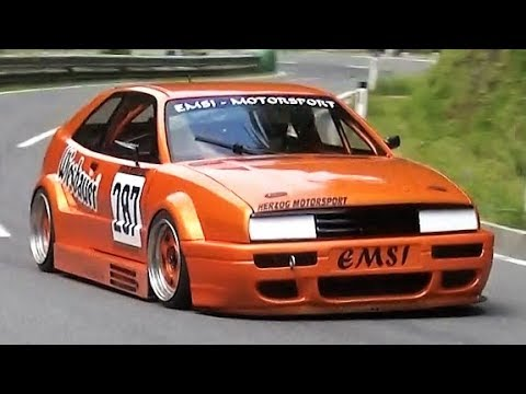 VW Corrado 16V // 270Hp/810Kg Naturally Aspirated FWD Coup?