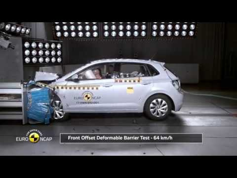 VW Polo - Crash Tests 2017