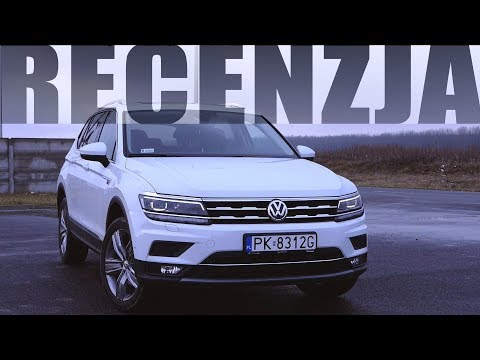 VW Tiguan All Space - Test i recenzja [PL] 1.4 TSI 150KM DSG