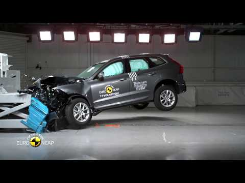 New Volvo XC60 2017 Crash Test