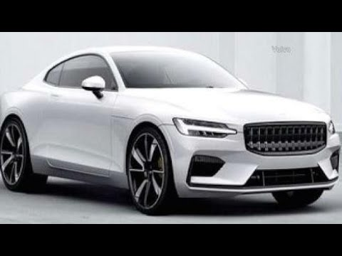 Polestar 1 Volvo New Electric Car Exterior Explained by the Creator's
