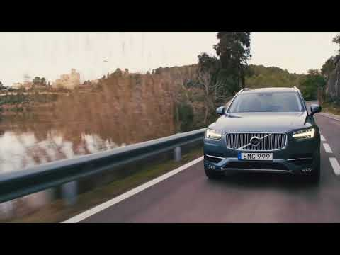 Test Drive a Volvo XC90