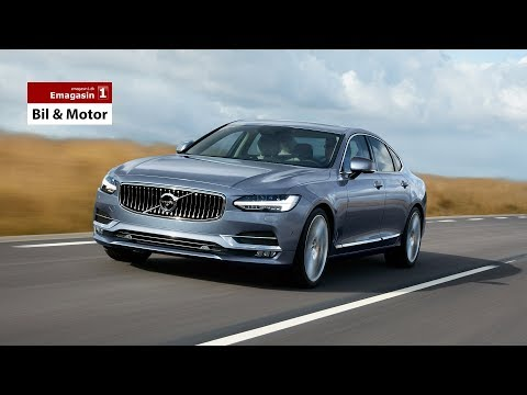 Test Volvo S90 D4 AWD, Momemtum