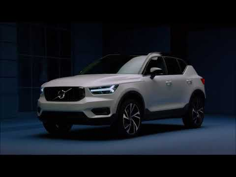 UPDATE! 2018 Volvo XC40 interior Exterior and Drive #Auto Drive