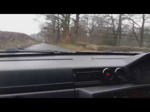 Volvo 940 Turbo Acceleration Sound