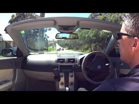 Volvo C70 Convertible Test Drive