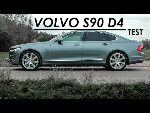 Volvo S90 D4 INSCRIPTION 2.0 190 KM - TEST, RECENZJA OPINIA