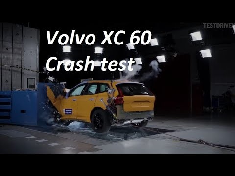 Volvo XC 60 (2018) Crash Test