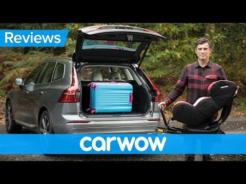 Volvo XC60 SUV 2018 practicality review | Mat Watson Reviews